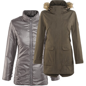 Schöffel Genova1 3in1 Jacket Damen col.0001